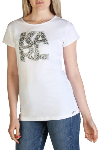 Дамска тениска KARL LAGERFELD